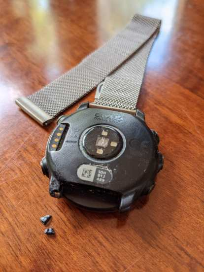 Thumbnail for How to Repair Broken Garmin Watchband Pin Supports/Ears
