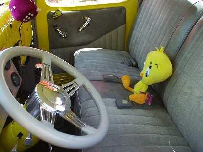 Tweety Bird...