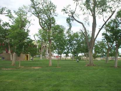 The Greeley Grand Prix was at the Island Grove Park, which was huge.