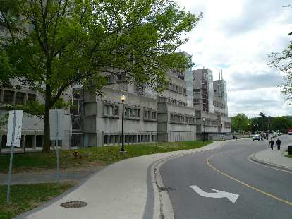 The med center at McMaster that my dad studied in.