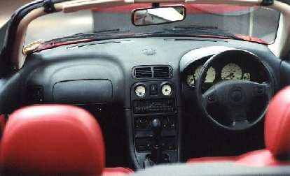 Interior of an MGF.
