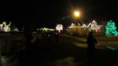 Thumbnail for Related: Holiday Lights Run (2013)