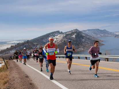 Thumbnail for Related: Horsetooth Half Marathon (2019)