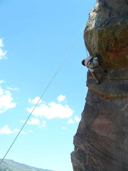 Thumbnail for Related: Horsetooth Rock Climbing, CO (2009)