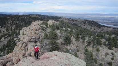 Thumbnail for Related: Horsetooth Rock, CO (2015)