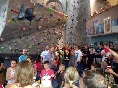 Thumbnail for More Articles About Indoor Climbing