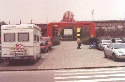 Galleria Ferrari.