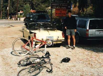 Thumbnail for Low-Key Hill Climb Series, CA