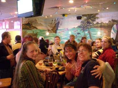 Ryan, Christy, and Renee.