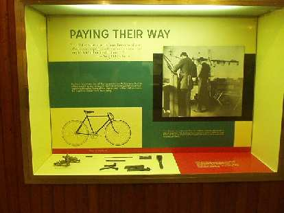 Wilbur and Orville Wright were true renaissance men: newspaper writers, bicycle shope owners, inventors, scientists, etc.  They used funds from their bicycle business to finance all of their flight experiments with no outside sponsors.