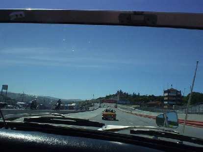 and getting on the legendary Laguna Seca race track!!!