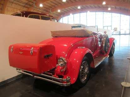1930 Duesenberg Model J.
