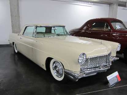 1956 Continental (before Continentals became Lincolns).
