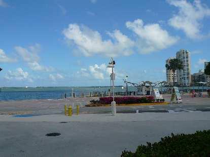 Miamarina Bayfront Park (I think).