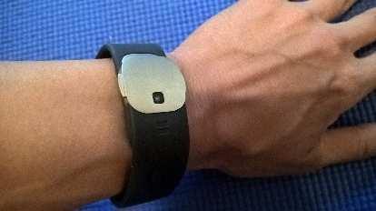 Clasp and UV sensor for the Microsoft Band 2.