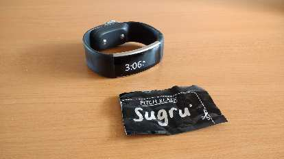 Thumbnail for Related: Repairing a Split Microsoft Band with Sugru (2017)