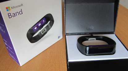 Thumbnail for Related: Microsoft Band Review (2014)