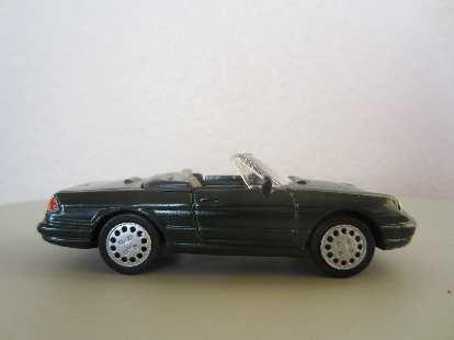 Here's the Alfa in Foglio Green, just like mine was.