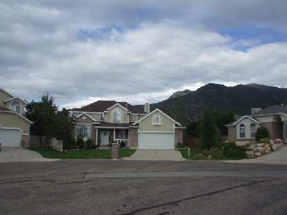 Another newer neighborhood.  A neighboring home to these had just over 3000 sq. ft. and was going for just $215,000!