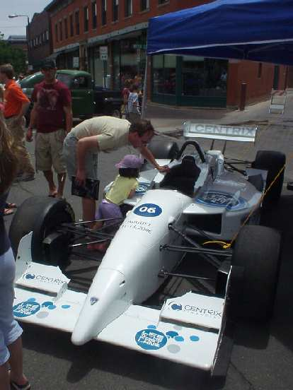 A race car from the Denver Gran Prix, I think.