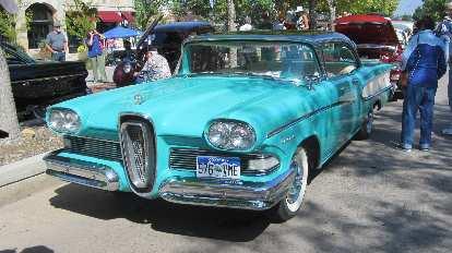 An Edsel.