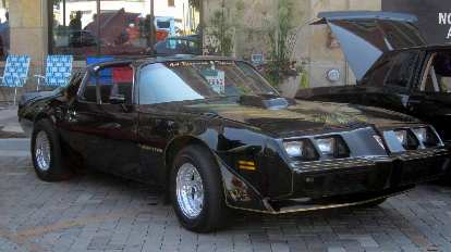 Trans Am, probably from the late 1970s.