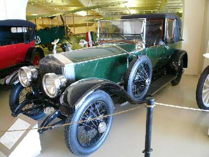 A 1914 Rolls-Royce Limousine drove 15,000 miles nonstop -- shattering the previous endurance record -- and only needed 2.12 British pounds of repairs afterwards.  Funny how this was so much more reliable than British cars of the 1960s!