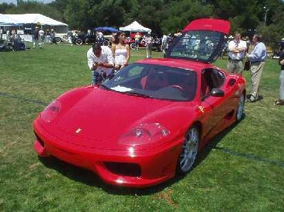 Ferrari Challenger Stradone.