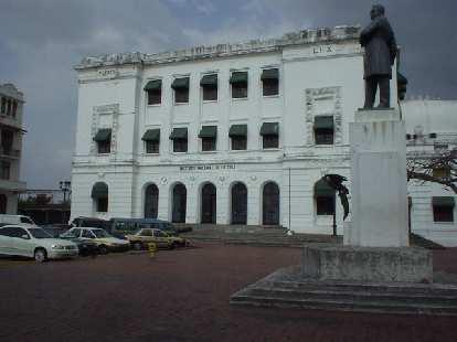 Instituto Nacional de Cultural in San Felipe.