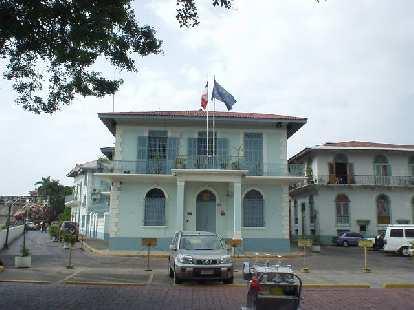 French Embassy in San Felipe.