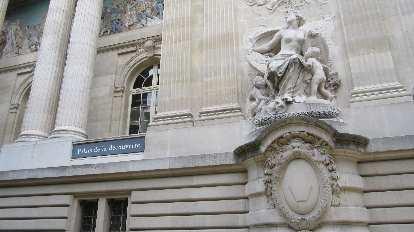 Le Palais de la D̩couverte.