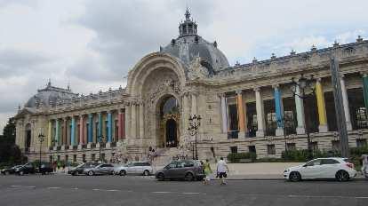The Petit Palais.