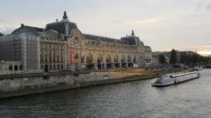 Canal by le Mus̩e d'Orsay.