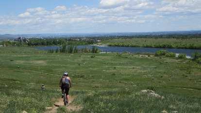 Thumbnail for Pineridge Mountain Biking
