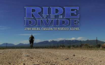 Thumbnail for Ride the Divide