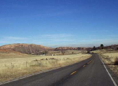 Closer to Fort Collins and the Horsetooth Mountains were overtones of Sedona with the red rock.  A spectacular ride!