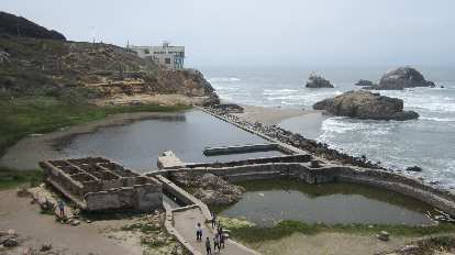 The Sutra baths.