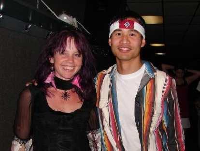 Tanya & Felix Wong