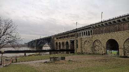 Eads Bridge.