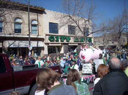 Thumbnail for Related: FC St. Patrick's Day Parade (2009)