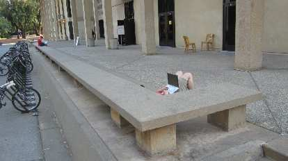 """Another working away """"anytime, anywhere."""""""