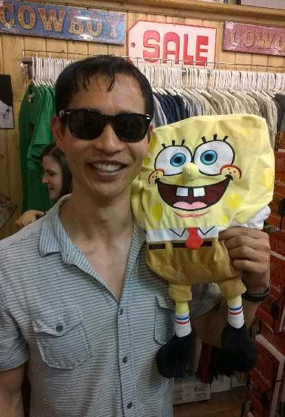 Felix Wong, SpongeBob SquarePants