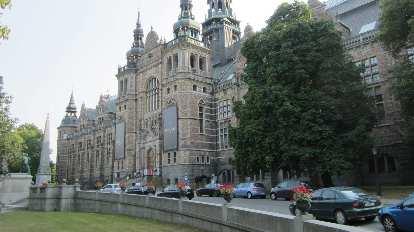 The Nordic Museum.