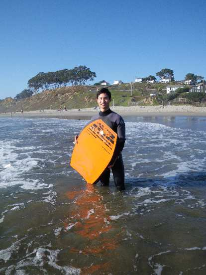Thumbnail for Surfing in Watsonville, CA