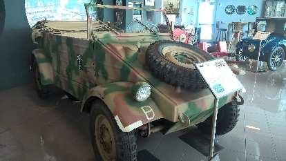 camouflaged Kuzelwagen Type 82