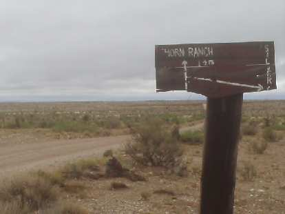 [Day 27.5, Mile ~2600] Through no-man's land south of Silver City, NM with monsoons again.