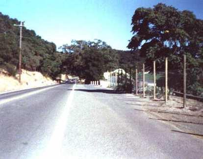 Near the end of the 1998 Tour de Napa Valley.