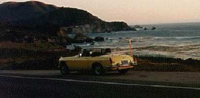 [September 18, 1996] Wonderful road trip down Highway 1 along the California coast.