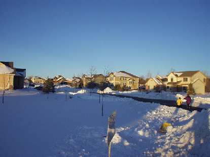 I was surprised that within 12 hours of the end of the 2006 CO Blizzard, the main street in my neighborhood was plowed.