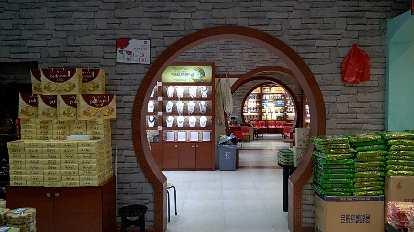 Shop at Gulangyu.